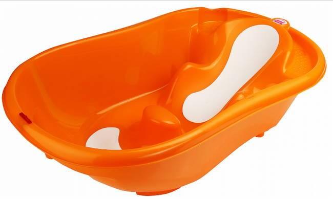 анатомическая ванночка для новорожденных