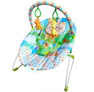 детский шезлонг для новорожденных