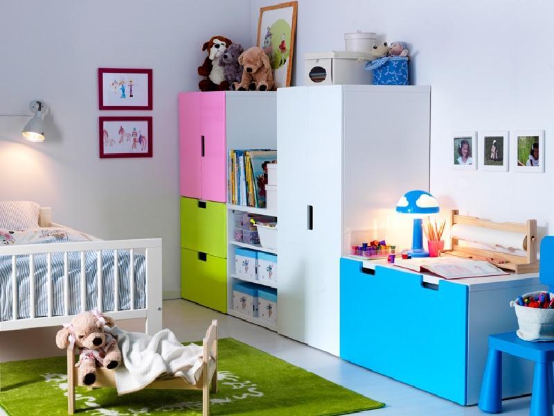 детская мебель в Икеа