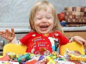 Можно ли детям сладкое каждый день
