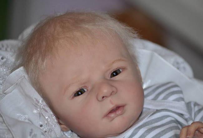 кукла Реборн как настоящий ребенок
