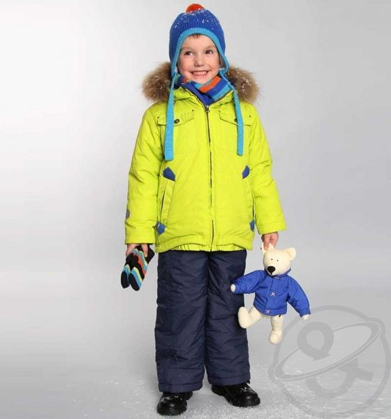 куртка для мальчика Шалун