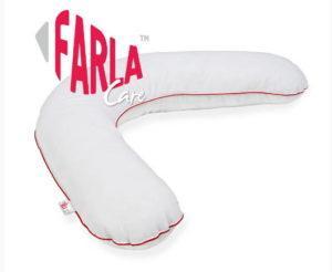 Подушка для беременных и кормящих мам Farla Care V97