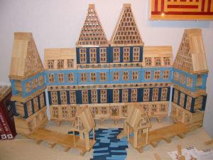Что можно сделать из деревянного конструктора