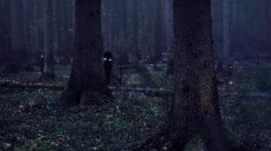 жуткие звери в сказочном лесу