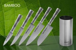 бамбуковые ножи для кухни