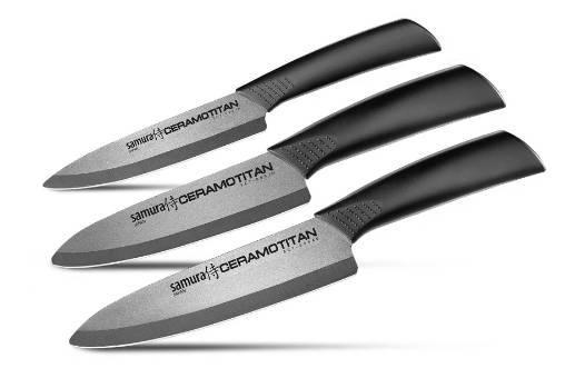 кухонные ножи Самурай