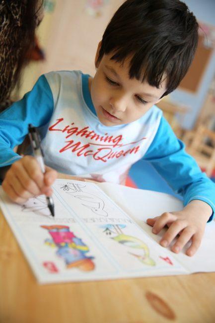 Специальные группы для детей с ДЦП
