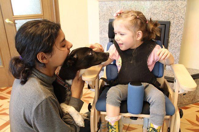 Садик для детей с синдромом Дауна