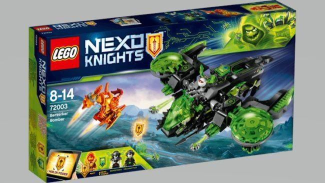 Lego Nexo Knights по низкой цене