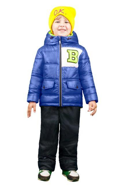 детская куртка на весну