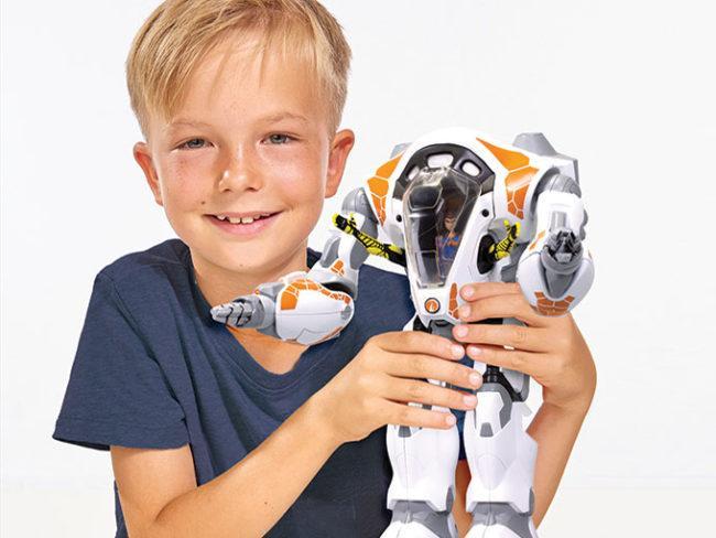 Компания Simba Toys начинает выпуск игрушек по вселенной сериала Глубина