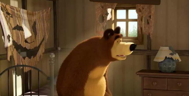 бедный и больной медведь