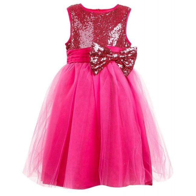 нарядное платье для девочек