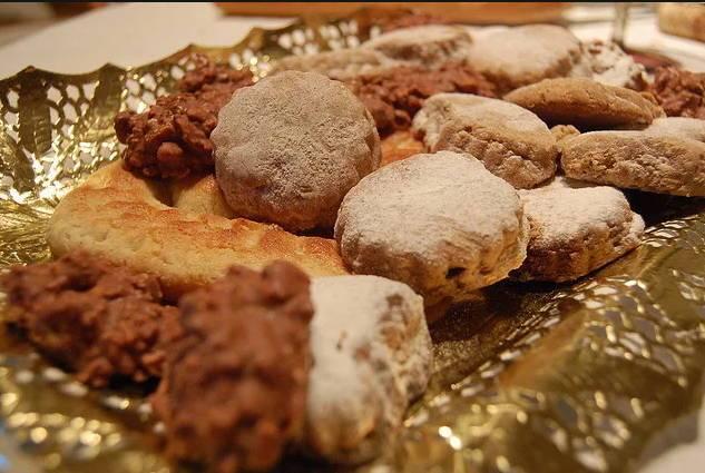 Польворон - восхитительное испанское печенье