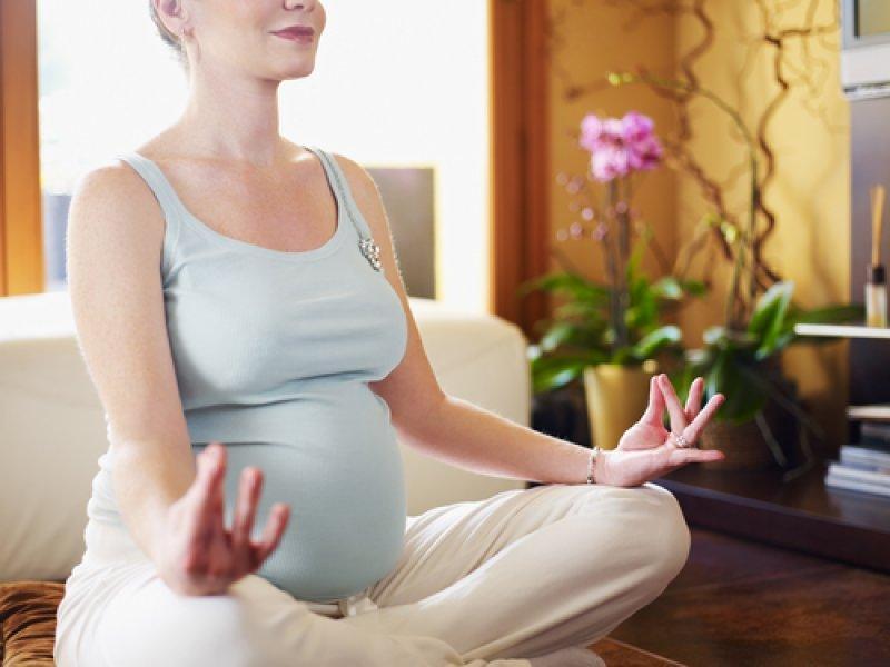 как избавиться от стресса при беременности
