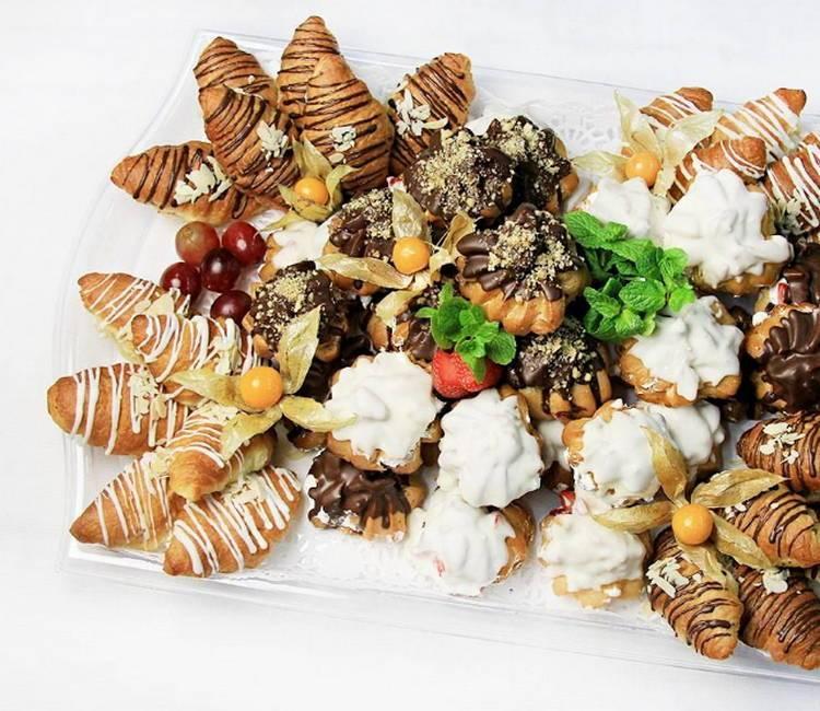круассаны и профитроли - изюминка французской кухни