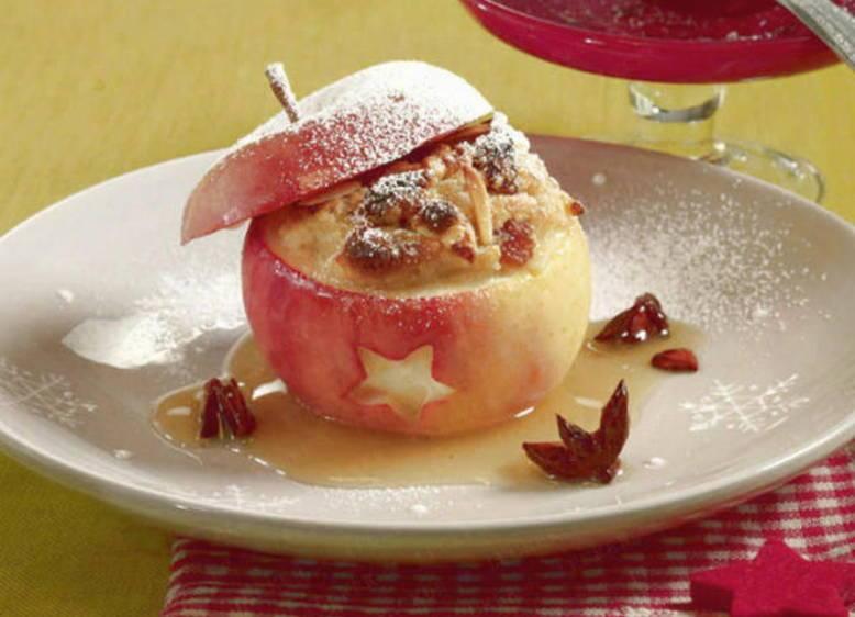 яблочная тарелка - неподражаемый немецкий десерт