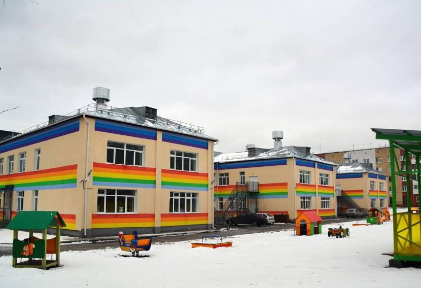 Детские сады в Перми отремонтированы