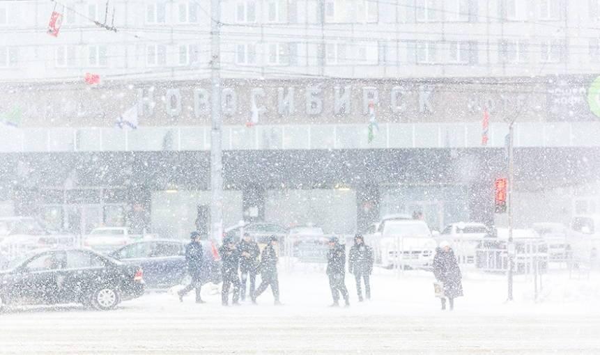 Климат в Новосибирске никак не назовешь теплым
