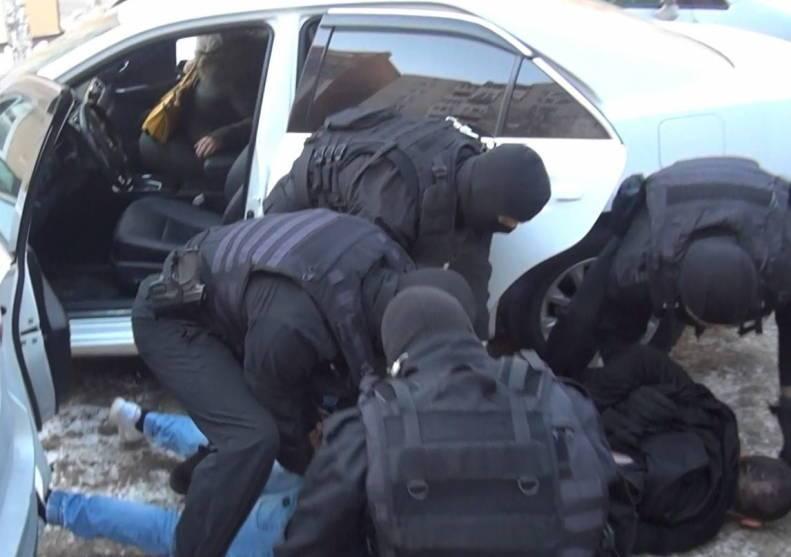 Криминальная обстановка в Томске