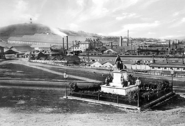 Нижний Тагил в начале 20 века