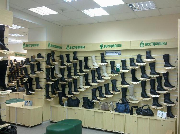 Новая коллекция обуви Вестфалика делатся в Новосибирске