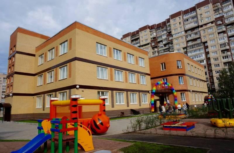 Открытие нового детского сада - всегда праздник. Даже в Питере