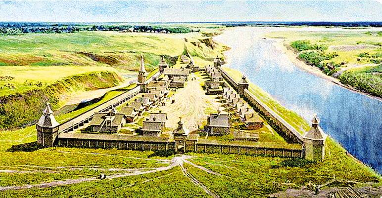Первый русский город в Сибири - Тюмень