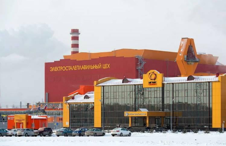 УГМК сталь - флагман Тюменской металлургии