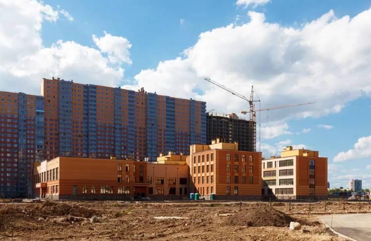 В Кудрово сначала строят дома и только потом школы