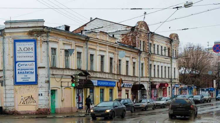 Нижний Новгород. Депрессивный город