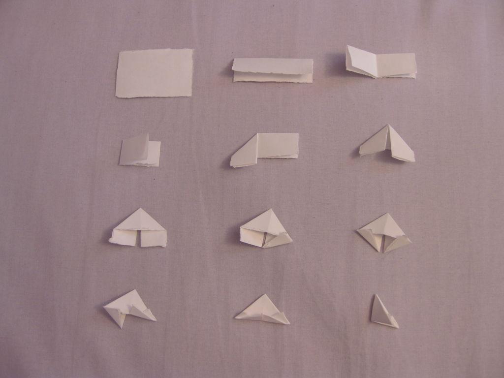 как сделать ананас из бумаги