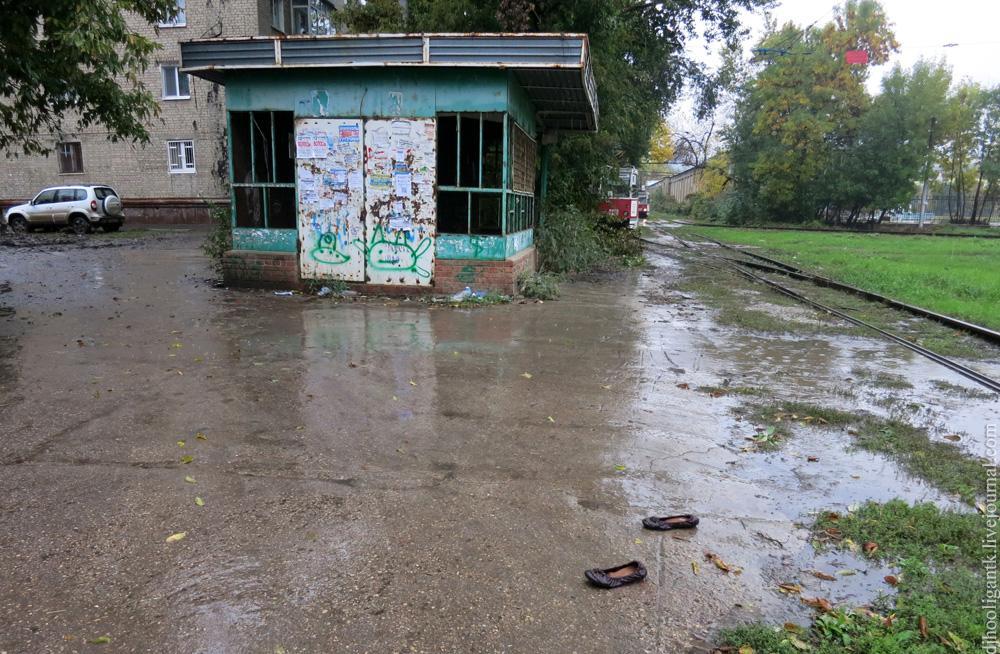 Заводской район Саратова - то еще место