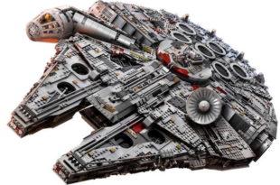 самый дорогой набор Лего в мире