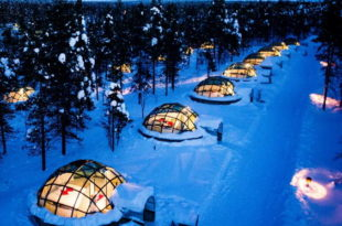 финляндия рекрасна даже зимой
