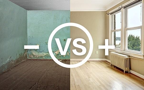 перед покупкой квартиры обязательно сравните ее с другими вариантами