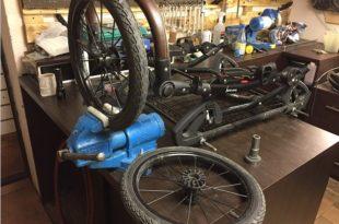 ремонт детской коляски в мастерской