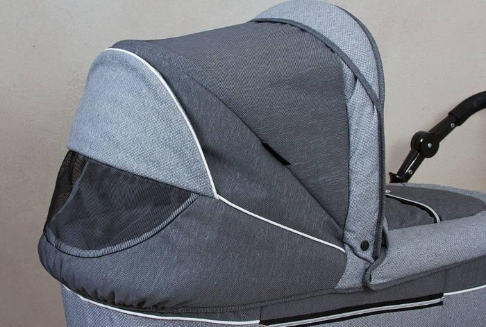 ремонт капюшона коляски