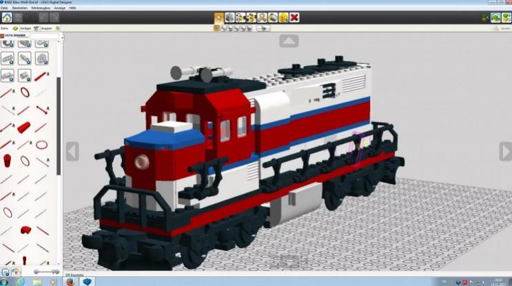 Виртуальный конструктор LEGO DUPLO