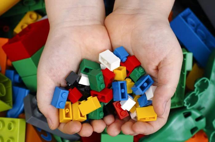 конструктор Лего с детства