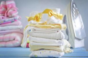перед тем как начать гладить одежду, разелите ее на функциональные кучки
