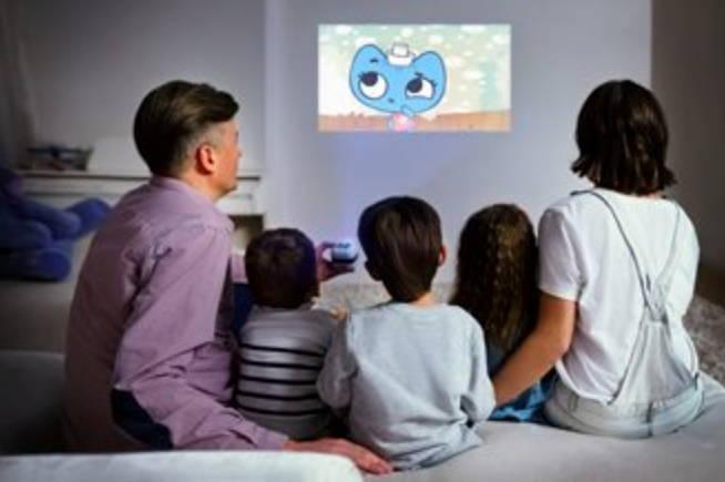 смотреть мультики лучше всего всей семьей