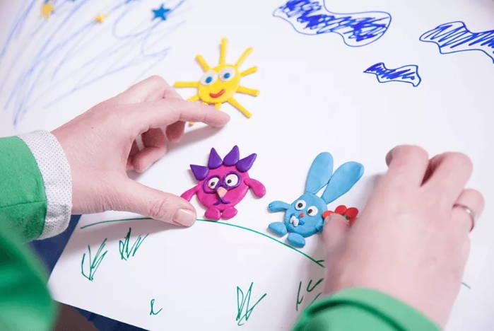 создайте мультфильм вместе с ребенком
