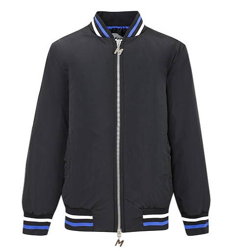 демисезонная куртка MSGM для мальчика
