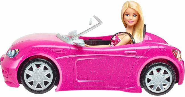 Кукла Барби на Новый год