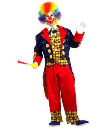 аниматор клоун на день рождения в Москве