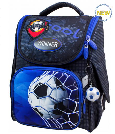 футбольый ранец Winner 2033 с мячикрм