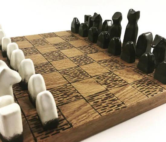 самые первые шахматы в истории человечества