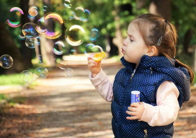 такие непростые мыьные пузыри